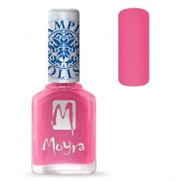Moyra Stamping лak 01 Розов