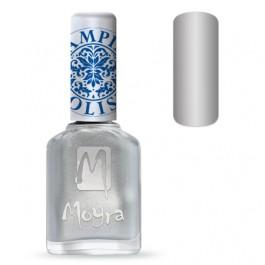 Moyra Stamping лak 08 Сребърен