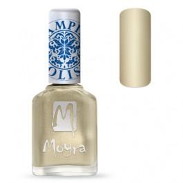 Moyra Stamping лак 09 Златен