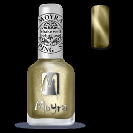 Moyra Stamping лak 31 Gold Cat eye Magnet