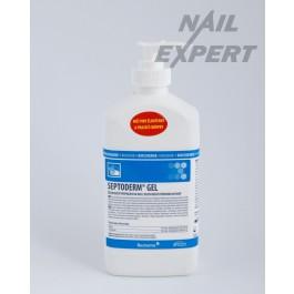 Дезинфекциращ гел за ръце Septoderm gel 500мл