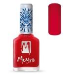 Moyra Stamping лak 02 Червен