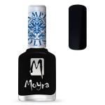 Moyra Stamping лak 06 Черен